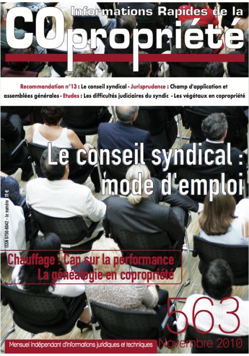 IRC 563 - Novembre 2010