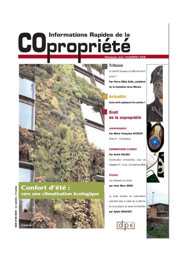 IRC 539 - Juin 2008