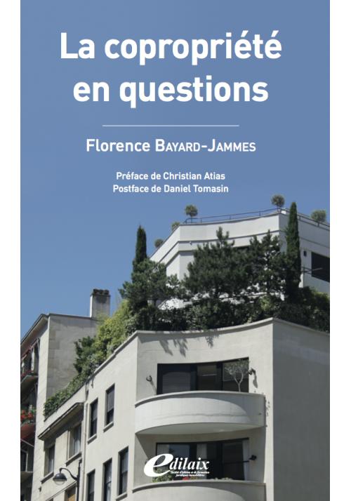 La copropriété en questions - 1ère édition