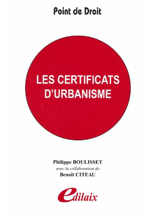 Les certificats d'urbanisme