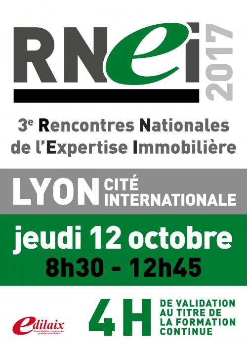 RNEI - Jeudi 12 octobre 2017 - Matinée