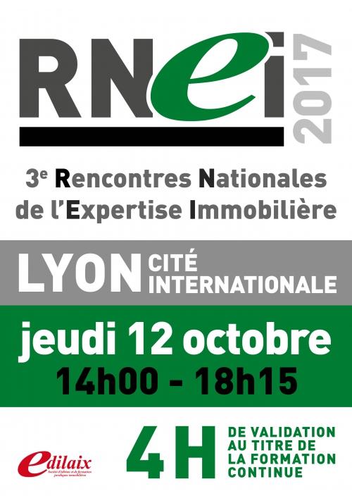 RNEI - Jeudi 12 octobre 2017 - Après-midi