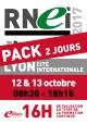 RNEI - Jeudi 12 et vendredi 13 octobre 2017 - 16 heures de formation