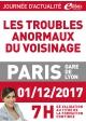 Vendredi 1er décembre 2017 - Les troubles de voisinage