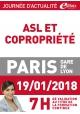 Vendredi 19 janvier 2017 - ASL et copropriété