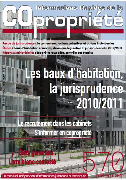 IRC 570 - Juillet Aout 2011