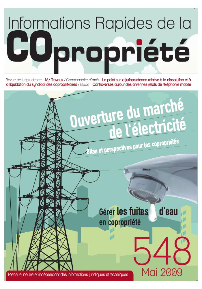 IRC 548 - Mai 2009