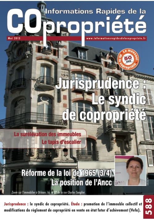 IRC 588 - Mai 2013