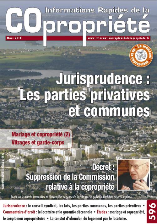 IRC 596 - Mars 2014