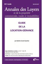 Guide de la location-gérance