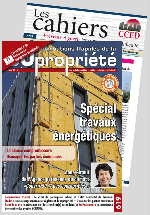 IRC 619 - Juin 2016 CCED
