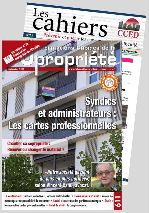 IRC 611 - Septembre 2015 CCED