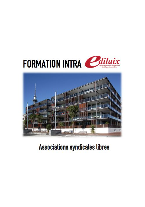 Associations syndicales libres