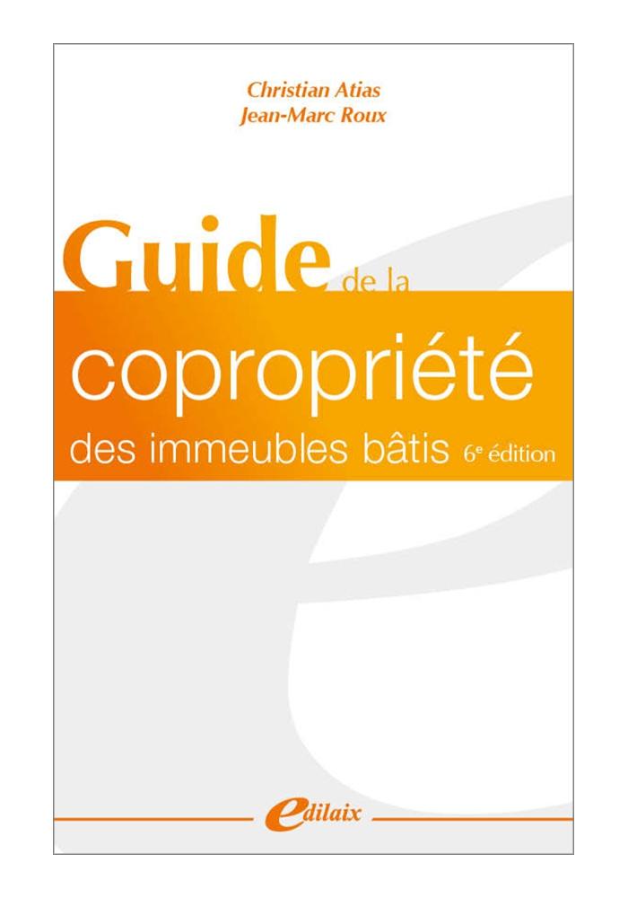 Guide de la copropriété - 6ème édition