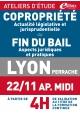ATELIERS D'ETUDE - Lyon - Jeudi 22 novembre 2018 - après-midi