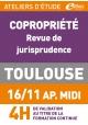 ATELIERS D'ETUDE - Toulouse - 16 novembre 2018 -AM