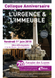 """Actes du colloque : """"L'urgence et l'immeuble : initiative privée et initiative publique"""""""