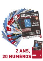 Abonnement 2 ans - Informations Rapide de la Copropriété - 2020