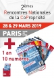 Offre Pack RNCP 2019 - Abonnement IRC 1 an