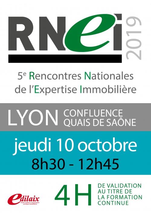 RNEI | Jeudi 10 octobre 2019 - Matinée