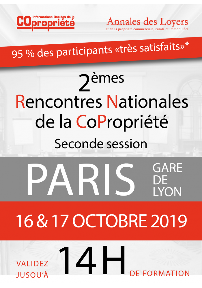 RNCP 2019 - seconde session
