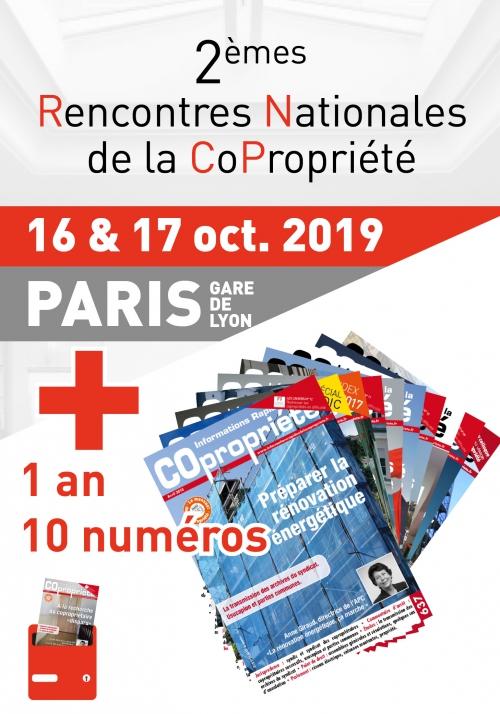 RNCP Seconde Session et Abonnement aux Informations Rapides de la Copropriété