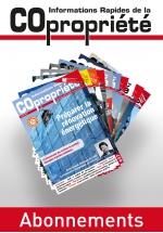 Abonnement - Informations Rapide de la Copropriété - 2019