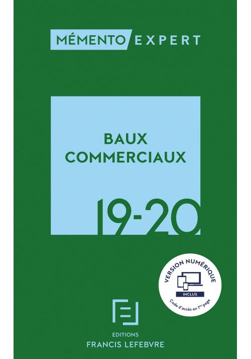 Memento baux commerciaux 2019/2020