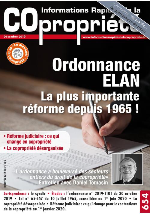 IRC 654 - Décembre 2019