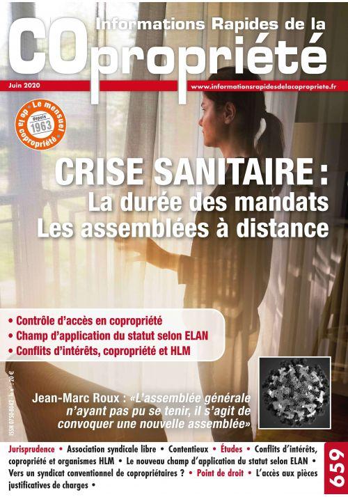 IRC 659 - Juin 2020