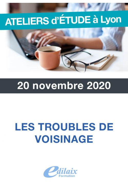 Troubles de voisinage