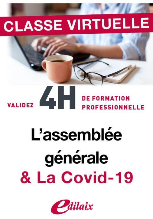 L'assemblée générale de copropriété et la COVID-19