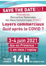 Rencontres Nationales des Baux Commerciaux (RNBC)