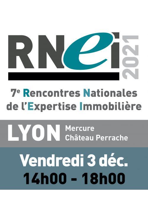 RNEI - Vendredi 3 décembre 2021 (Après-midi)